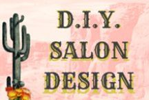 DIY Salon Design