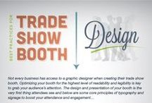 Trade Show Display Tips / Trying to get into event marketing or looking to attend a trade show? These tips will help you out!