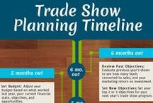 Trade Show & Event Marketing Tips / Event marketing is great for B2B companies. Use these tips at your next trade show!