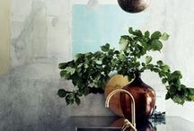 Color Trends & Inspiration / The perfect board to find great home accents, color trends, and inspiration for this Fall.