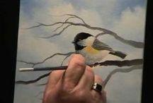 obrazy ptakow - Bird Art