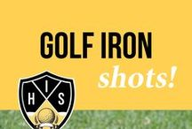Golf Iron Shots / >>Discover proven methods for hitting solid and compressed golf iron shots. Learn the most efficient way to improve your contact and accuracy that leads to more greens in regulation>> Golf iron shots, Golf iron shots tips, Hit solid golf iron shots, Golf iron instruction, Thin golf shots, Fat golf shots, Thin iron shots, Golf instruction, Golf drills, Solid golf iron shots, How to hit irons, Pure golf iron shots