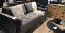 Spring 2018 High Point Market Trends / Our buyers are sharing bold styles, hot trends, and fresh favorites from the High Point Furniture Market in North Carolina.