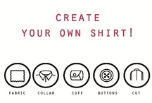 Custom your shirt