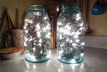 Love Mason Jars / by Sue Tobiasz
