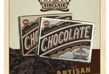 Chocolat & cacao vintage / by Hanneke