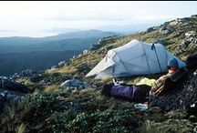 Camping / Celebrating the time-honoured tradition of camping in New Zealand #nzcamping
