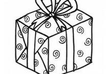 Disegni di Natale da Colorare / disegni di natale da colorare per bambini