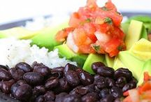 Central American Food / A couple tasty things we think you should try on your next trip!