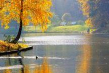 природа / Красивые пейзажи , которые мне очень нравятся!