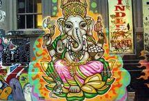 Ganesh / by Tosha Silver