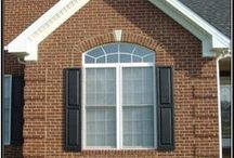 Windows / When is a window more than just a window? When it's part of a brick home.