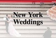 New York Weddings / Iconic shots of New York weddings.