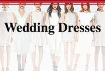 Wedding Dresses / From runway to aisle, when ordinary is out of the question.