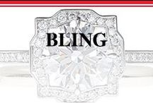 ❂ BLING ❂ / Ready to sparkle and shine? Wedding rings and accessories.