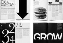 print. layout. / Editorial | Brochure | Print ideas