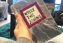 My wreck this Journal / This is my journey of how I decorate and wreck my journal. I hope you like it