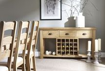 Dining / Beautiful dining furniture hand finished in the Cotswolds