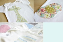 Baby/Kid Ideas / by Amy Lagerquist