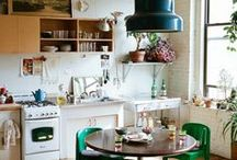 dreamiest kitchens! / by Jeannette