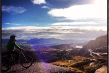 Snowdonia - MTB Heaven! / Our accommodation is 2 miles from Coed y Brenin mtb trails.  Guests can ride from their front door, along back lanes + single track onto the trails.  But there's much more riding locally too - ask us!  www.cadairviewlodge.co.uk  Phone 01978 759603
