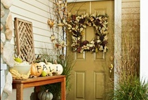 Autumn and Thanksgiving / Autumn and Thanksgiving decorating ideas and recipes