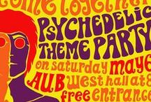Party Theme - Psychedelic