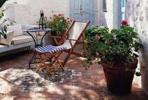 + Outdoor spaces / outdoor spaces + balconies + patio's