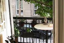 Balcony & Garden / Balcony's and Garden's of Eden ;-)