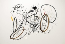 Bicycle, design and Art / Pictures or videos about bicycles used in design and art. / by Altermove