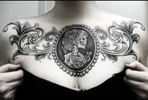 Tattoos I covet / by Melissa Panzer