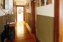 enter here / entrance hallway inspiration