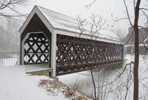 Covered Bridges / by Leah Price Hawks