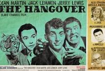 Vintage Contemporary Movie Posters