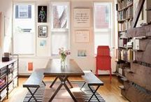 apartment. / small/space/living / by Courtenay Vickers
