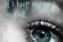 BIBLE/GOD / by Dyana Perches