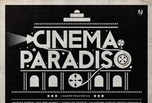 Cinema • Paradiso / I think cinema, movies, and magic have always been closely associated. The very earliest people who made film were magicians • Francis Ford Coppola  / by Dominique Allmon