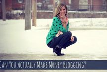 Bloggy Business / by Erika @Thrifty and Fabulous
