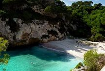 Korfu in the summer