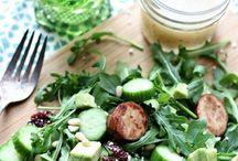 Salater der skal prøves!