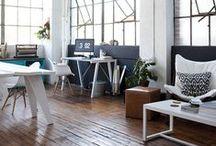 + Loft / loft + industrial + interior