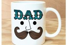Great Gifts for Father's Day / Gifts and Cards for Dad from Rock Scissor Paper