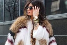 Street Style / The bad-ass chicks everyone's looking at.