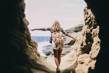 + Adventure / the outdoor life + adventure + wanderlust + camping + roadtrips + backpacking / by Jorien