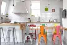Kitchens / by Laura Cooper