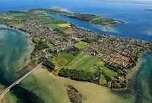 Denmark in the summertime
