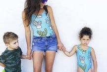LITTLE BATOKO / Mini versions of our swimwear for babies, toddlers + kiddas!