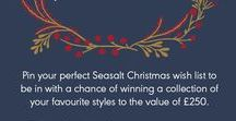 My Seasalt Comfort And Joy Wish List / I love Seasalt Cornwall & have several of their dresses, tops & rain wear. Would love to win my wish list!