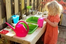 Naar buiten! / Ideeën voor een eco-, speel- en ontdektuin