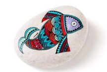 painted stones / This is my collection of painted stones images, and my most popular board. I pin selectively, and have put a lot of effort into this collection so repin SOME but dont be greedy. I dont like my boards appearing as someone elses and block pin pirates.I am keen not to infringe copyright and will take down any images or links that have not been legally sourced - but please remember i simply repin the vast majority of these images from other pinterest users. My email is: emailsfrompinterest@gmail.com / by man of many interests